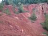 Dunántúli-középhegység, Darvastói felhagyott bauxit lencse