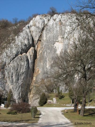 Aggtelek, Baradla-barlang főbejárata