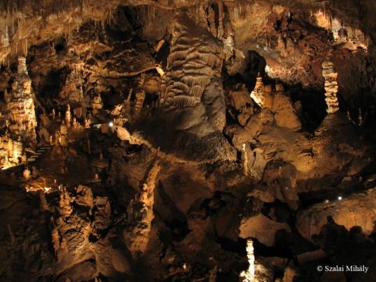 Aggtelek, Baradla-barlang