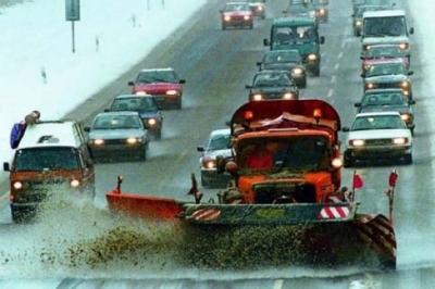 Autópálya sózás