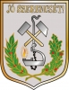 Bányász logó