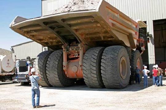 bányagép